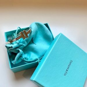 Tiffany & Co.  Square Bracelet